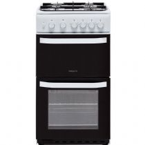 HOTPOINT HD5G00KCW GAS COOKER